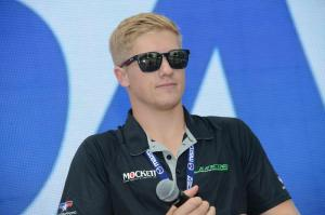 Spencer Pigot (Photo Courtesy of Andersen Promotions)