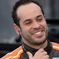 The always smiling Juan Pablo Garcia gained the positions during the 2014 Indy Lights presented by Cooper Tires season (Photo Courtesy of Andersen Promotions)